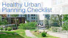 Healthy Urban Planning Checklis