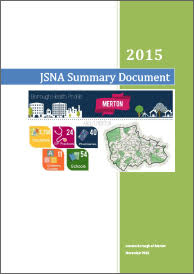 Merton JSNA Summary Document